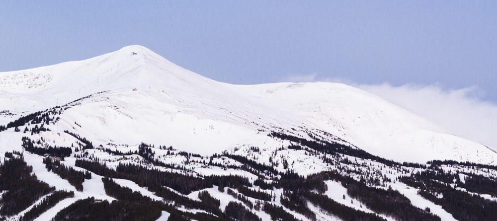 winter view of Breckenridge Ski Resort