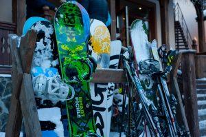 Breckenridge snowboards