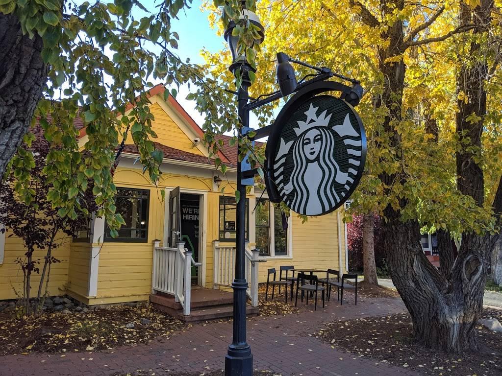 Breckenridge Starbucks