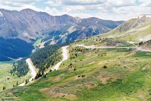 top of Loveland Pass