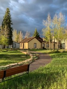 Alice Milne Historic Park in Breckenridge