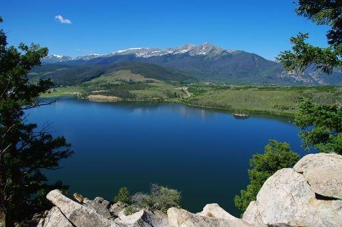 Sapphire point Lake dillon